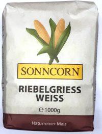 Riebelgriess Weiss